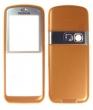 Kryt Nokia 6070 oranžový originál