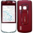 Kryt Nokia 6210navigátor červený originál