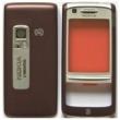 Kryt Nokia 6280 červeno-stříbrný originál