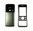 Kryt Nokia 6300 stříbrný kompletní originál