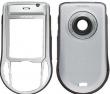 Kryt Nokia 6630 stříbrný originál