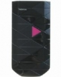 Kryt Nokia 7070 černý/růžový originál
