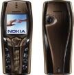 Kryt Nokia 7250i hnědý originál