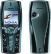 Kryt Nokia 7250i zelený originál