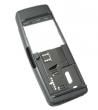 Kryt Nokia 9300i střední díl stříbrný originální