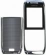 Kryt Nokia E51 stříbrný originál