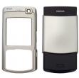 Kryt Nokia N70 stříbrný originál