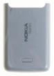Kryt Nokia N82 kryt baterie stříbrný