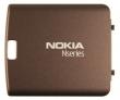 Kryt Nokia N95 8Gb kryt baterie hnědý - cooper