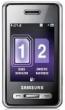 Kryt Samsung D980 černý originál