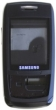 Kryt Samsung E250 černý originál