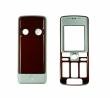 Kryt Sony-Ericsson K310i červený