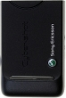 Kryt Sony-Ericsson K550i kryt baterie černý
