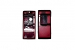 Kryt Sony-Ericsson K800i červený