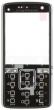Kryt Sony-Ericsson K850i modrý originál