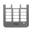 Kryt Sony-Ericsson T250i kryt klávesnice stříbrný