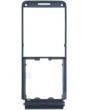 Kryt Sony-Ericsson W350i černý/fialový originál