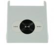 Kryt Sony-Ericsson W350i flip krytu bílo/černý