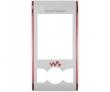 Kryt Sony-Ericsson W595 bílý originál