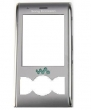 Kryt Sony-Ericsson W595 šedý originál