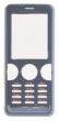 Kryt Sony-Ericsson W610 stříbrný originál