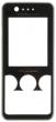 Kryt Sony-Ericsson W660i černý originál