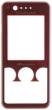 Kryt Sony-Ericsson W660i červený originál