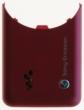 Kryt Sony-Ericsson W660i kryt baterie červený
