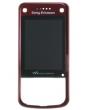 Kryt Sony-Ericsson W760i červený originál