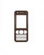 Kryt Sony-Ericsson W890i hnědý originál