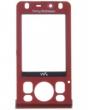 Kryt Sony-Ericsson W910 červený originál