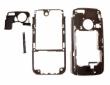 Střední díl Nokia 6680 / 6681 černý