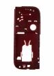 Střední díl Nokia 7260 červený