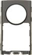 Střední díl Nokia N95 - hnědý