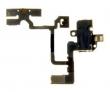 iPhone 4 audio konektor s flexem černý