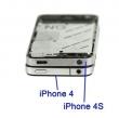 iPhone 4S střední kryt