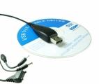 Datový kabel USB Nokia CA-70 (kompatibilní s CA-53 + nab. koncovka)