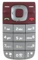 Klávesnice Nokia 2760 červená originál