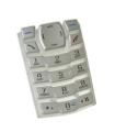 Klávesnice Nokia 3100  stříbrná originální