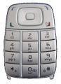 Klávesnice Nokia 6101 bílá originál