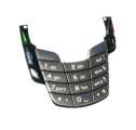 Klávesnice Nokia 6600  stříbrná originál