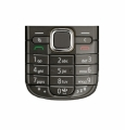 Klávesnice Nokia 6720classic šedá originál