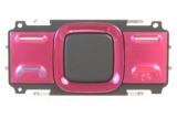 Klávesnice Nokia 7100slide červená originál