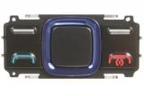 Klávesnice Nokia 7100slide modrá originál