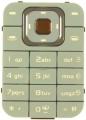 Klávesnice Nokia 7370 béžová originál