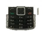 Klávesnice Nokia N72 černá