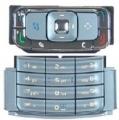 Klávesnice Nokia N95 stříbrná originální