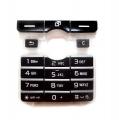 Klávesnice Sony-Ericsson K750 černá