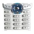 Klávesnice Sony-Ericsson T230 stříbrná