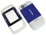 Kryt Nokia 5200 tmavě modrý originál